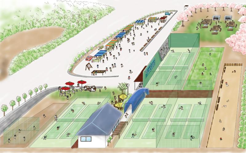 テニスガーデン3s